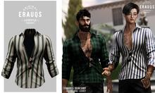 [ ERAUQS ] - Dean Shirt - 03