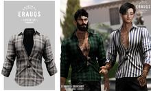 [ ERAUQS ] - Dean Shirt - 06