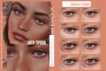 Jack Spoon.Martin X Eyebags (Lel Evo X)