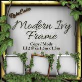 .: RatzCatz :. Modern Ivy Frame - BOXED