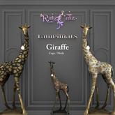 .: RatzCatz :. LAMPimals *Giraffe* Stand