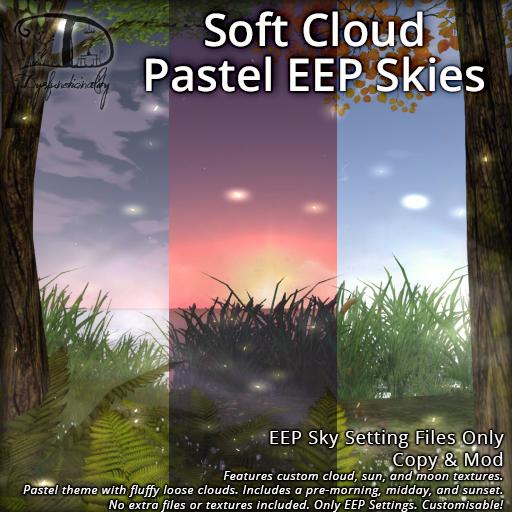 [DDD] Soft Cloud EEP Skies