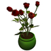 [AG] Planter - Red Roses - Sale