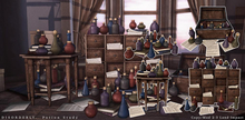 DISORDERLY. / Potion Study / FATPACK