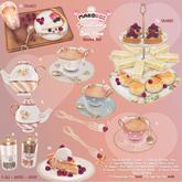Makokoi . Evaline's Tea Time. 11. Cheesecake Tray RARE