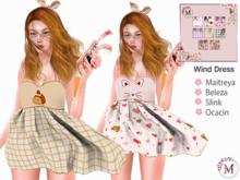 Melis-Wind Dress PACK