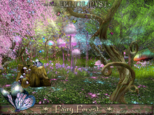 ❃Fantasy Forest Collection: ☆.•:*´FAIRY FOREST¨`*:•☆