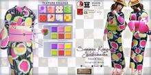 *FG* Summer Kimono (Watermelon-PatternP)