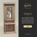 ChiMia:: Foyer Door Table & Mirror Set