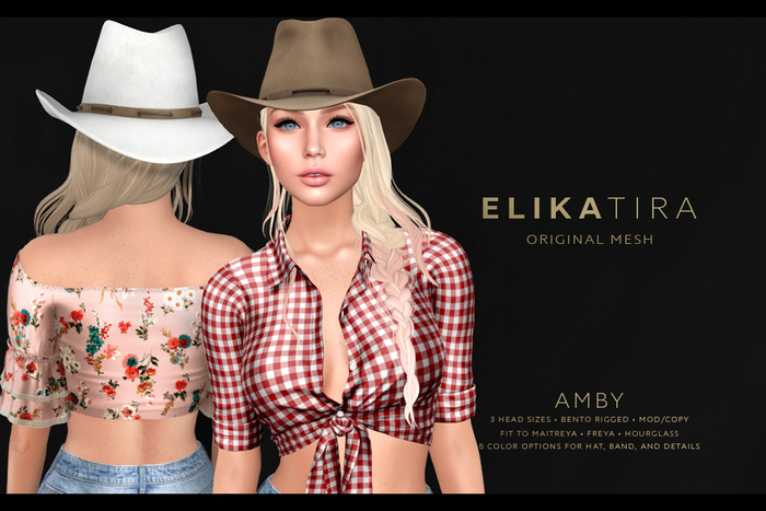 ELIKATIRA Amby - All Colours
