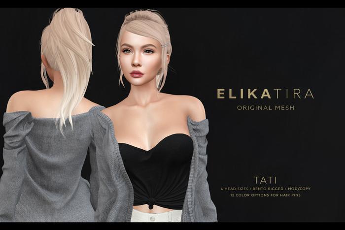 ELIKATIRA Tati - All Colours