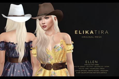 ELIKATIRA Ellen - All Colours