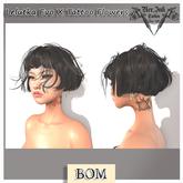 [Ner.Ink] Evo X - Flowers  ( BOM only ) < UNISEX >