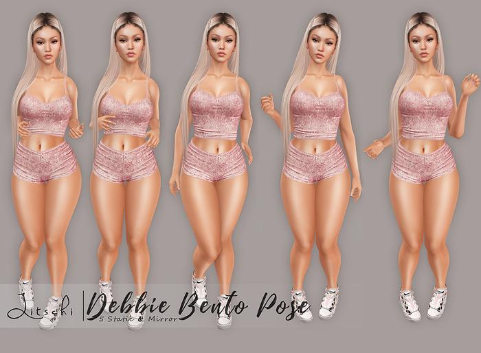- Litschi - Debbie Bento Poses
