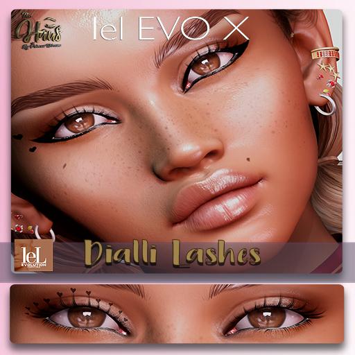 .:the-HAUS:. Dialli Lashes (LeL Evo +  X) *Dollarbie*