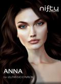:NiFty: ANNA shape for Lelutka Evo X Avalon