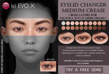 Izzie's - LeLutka Evo X Eyelid Changer (medium crease)