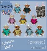 NACH Ariel Princess Bear