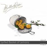 [BR] Spilled Basket of Lemons