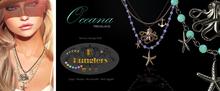 KUNGLERS - Oceana necklace