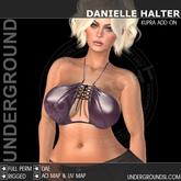 [UG MESH] DANIELLE HALTER - KUPRA ADD ON