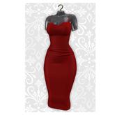 MAAI Tamara dress * Red