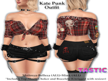 Tastic-Kate Punk Outfit