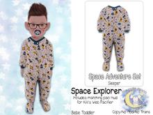 {SMK} Space Adventure Sleeper   Space Explorer