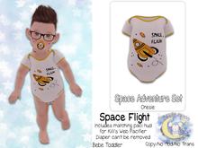 {SMK} Space Adventure Onesie   Space Flight