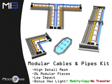 [MB3] Modular Cables & Pipes Kit
