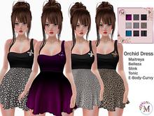 Melis-Orchid Dress PACK