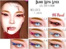 XS Primal EvoX Blood Wing Liner