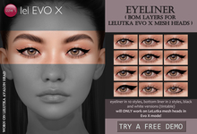 Izzie's - Eyeliner (LeLutka Evo X)