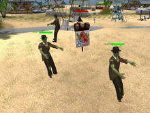 [WaS] Zombie Shooting Game
