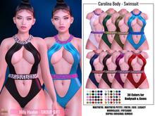 [hh] GIFT Carolina Body Swimsuit