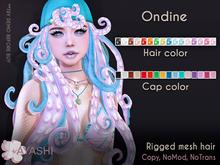 [^.^Ayashi^.^] Ondine hair-Fatpack