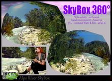 Alps-River-SkyBox --Rezer--
