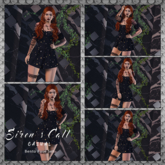 ~*Siren's Call*~ Casual Pose Pack (Add)