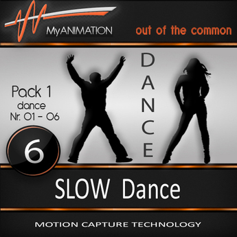 PROMO - MyANIMATION * NEW * Pack 1 - SLOW Dances - SUPER REALISTIC Motion Capture Animations - Watch VIDEO