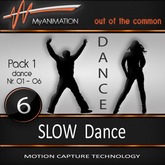 MyANIMATION * NEW * Pack 1 - SLOW Dances - SUPER REALISTIC Motion Capture Animations - Watch VIDEO