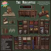 [LJ] The Mercantile - Full Set