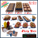[LJ] Tasty Eats - Fast Food - Full Set