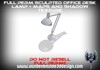 ~Full perm sculpted office desk lamp + shadow texture and sculpt Maps!