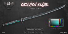 [The Forge] Oblivion Blade, Cosmetic (Box)
