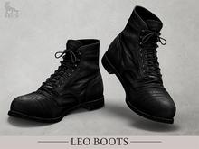 BRON - Leo Boots - Charcoal