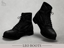 BRON - Leo Boots - Black
