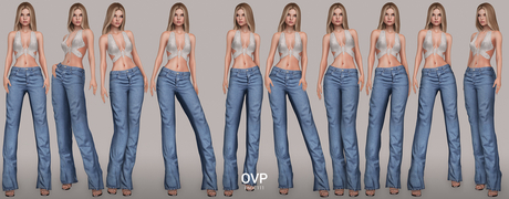 Overlow Poses - Pack 111