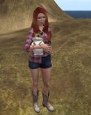 [WaS] Holdable Huggable Teddy: Hamster