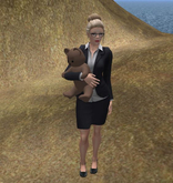 [WaS] Holdable Huggable Teddy: Bear