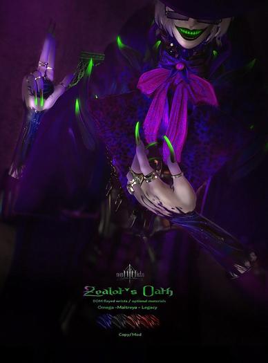 /VaeV\ 'Zealot's Oath' Flayed Wrists